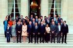 Photo du gouvernement Ayrault 2012
