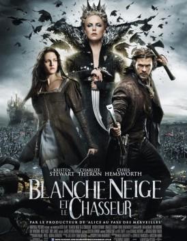 Affiche film Blanche Neige Et Le Chasseur
