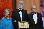 Palme d'Or 2012 pour Michael Haneke