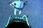 Le saut spectaculaire de Felix Baumgartner
