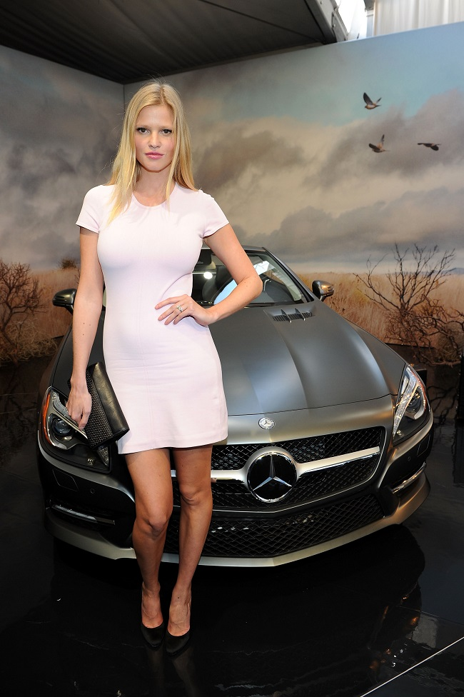 Mercedes-Benz Fashion Week Fall 2012 - Official Coverage - People And Atmosphere Day 5