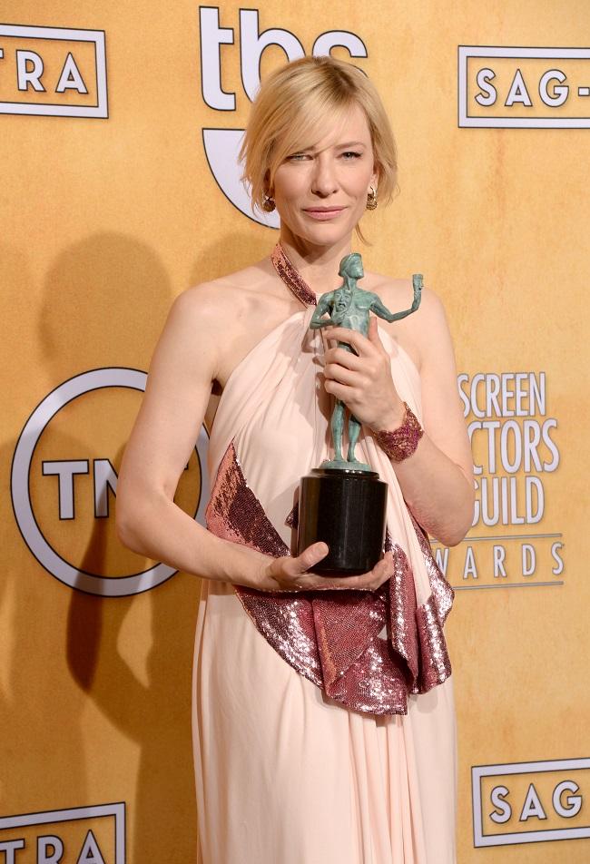 Cate Blanchett aux SAG 2014