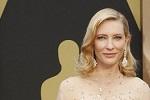Cate Blanchett décroche l'Oscar de la meilleure actrice