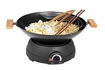 Combien coûte un wok électrique?